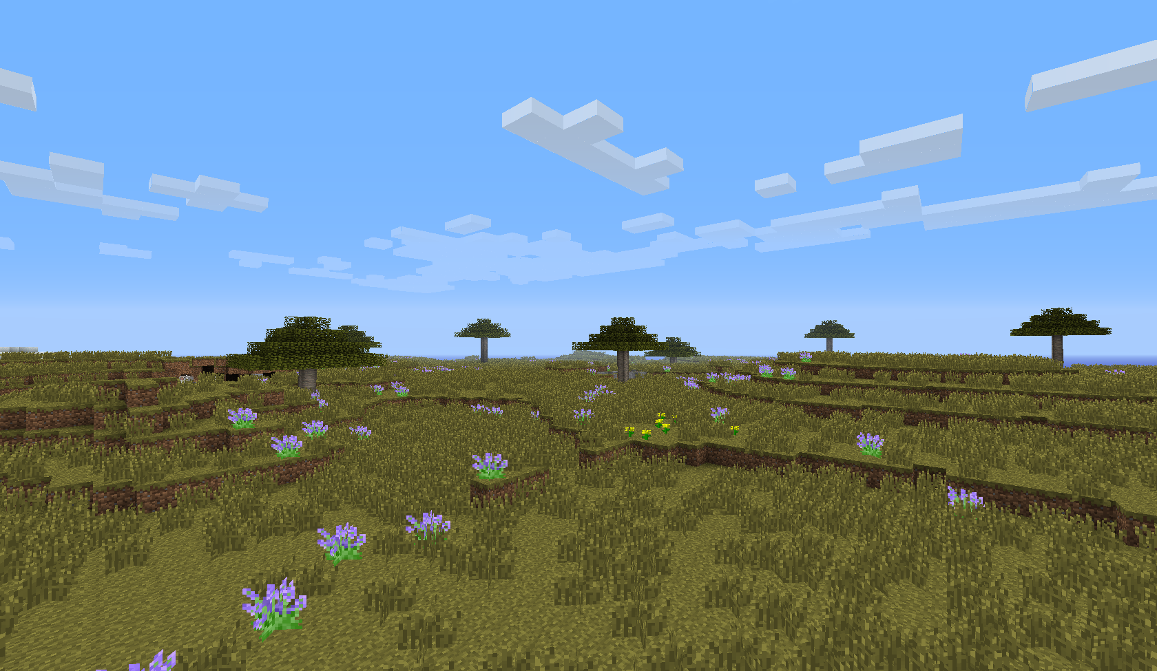 the savanna biome In minecraft, you will spawn into worlds with unique weather, animals, and plants  these regions are known as biomes let's explore the savanna biome in.