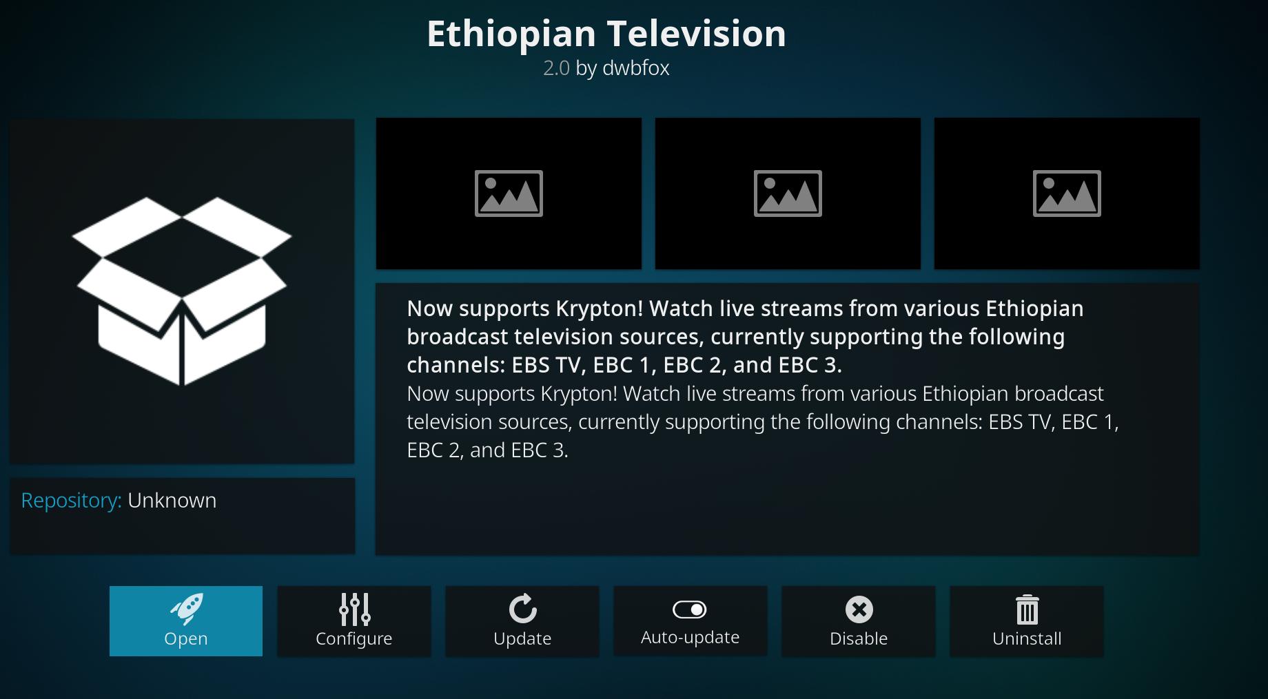 GitHub - dwbfox/kodi-ethiopian-tv: Watch live streams from