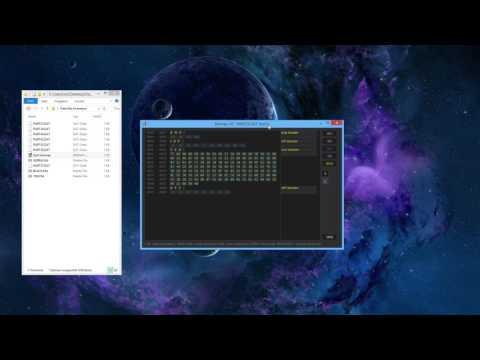 Binmap 1.0 usage demo