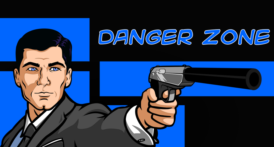 Danger Zone!