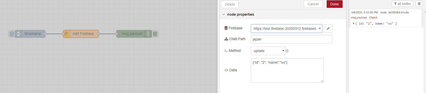 update-node
