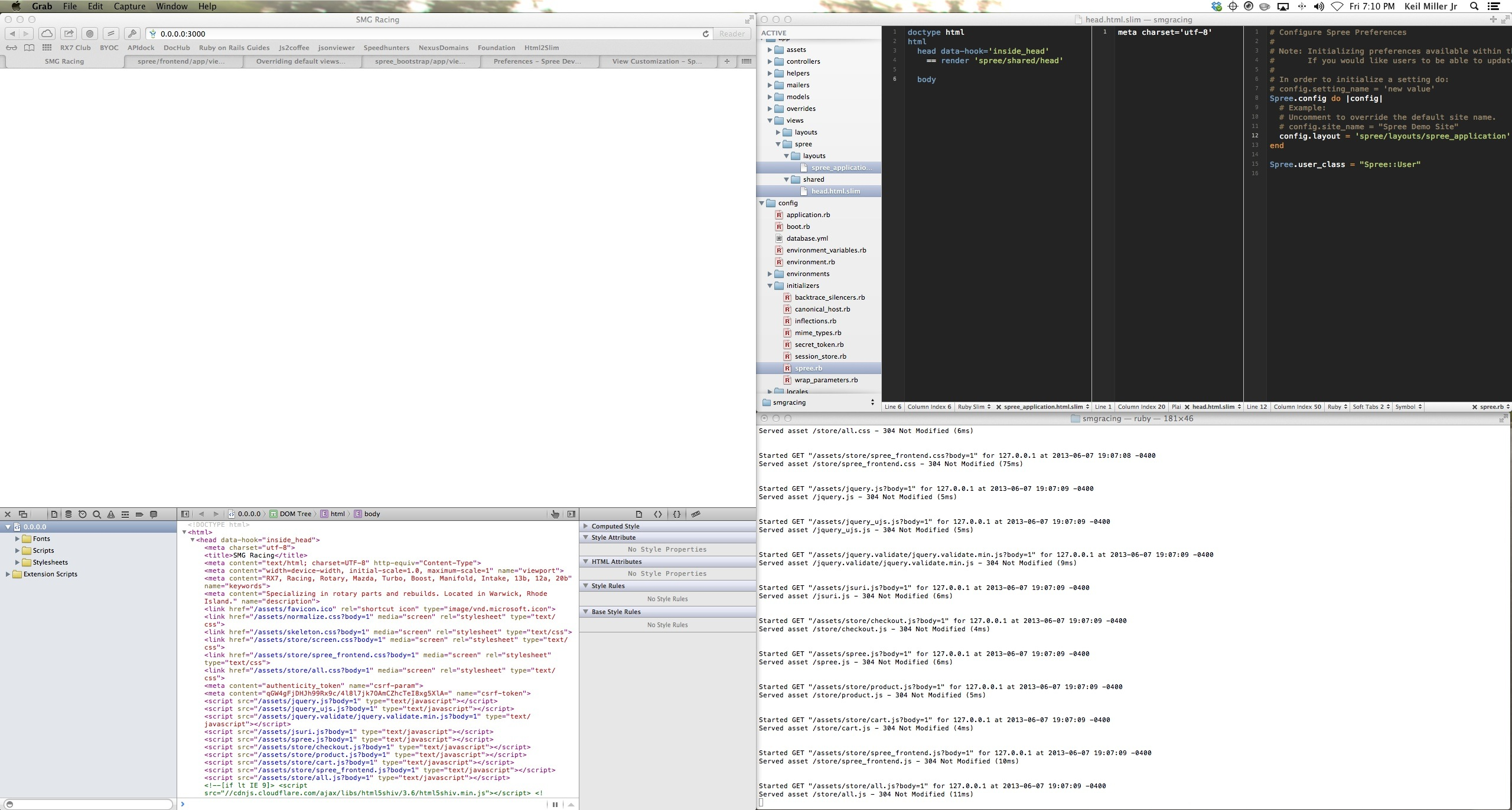Overriding default views: render yields wrong partial · Issue #3171