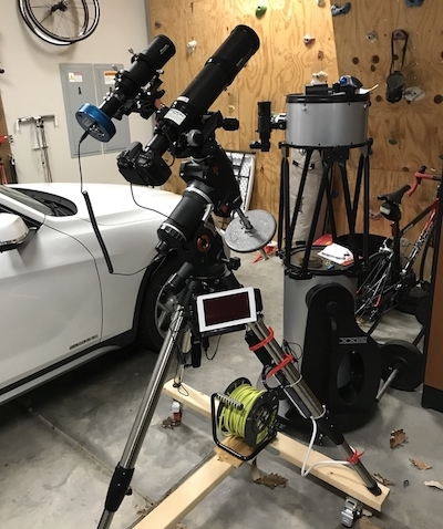 Astrophtography Rig