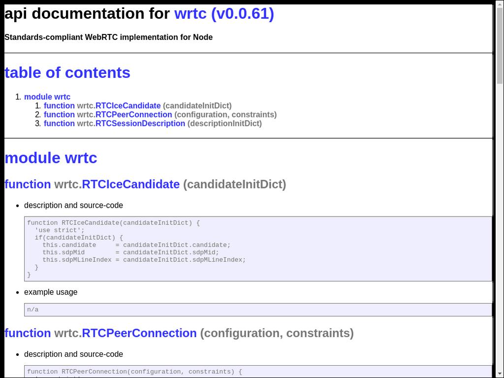 GitHub - npmdoc/node-npmdoc-wrtc