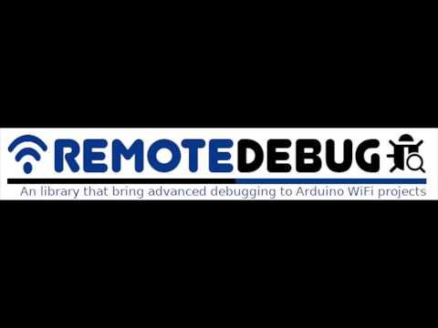 GitHub - JoaoLopesF/RemoteDebug: Library for Arduino to debug