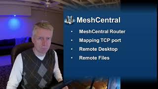 MeshCentral - Basics