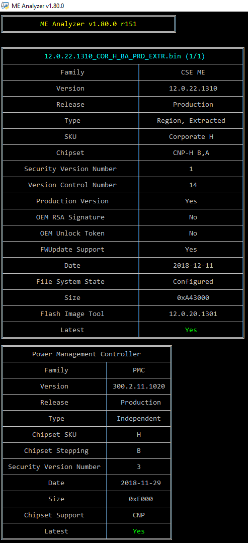 MEAnalyzer/README md at master · platomav/MEAnalyzer · GitHub