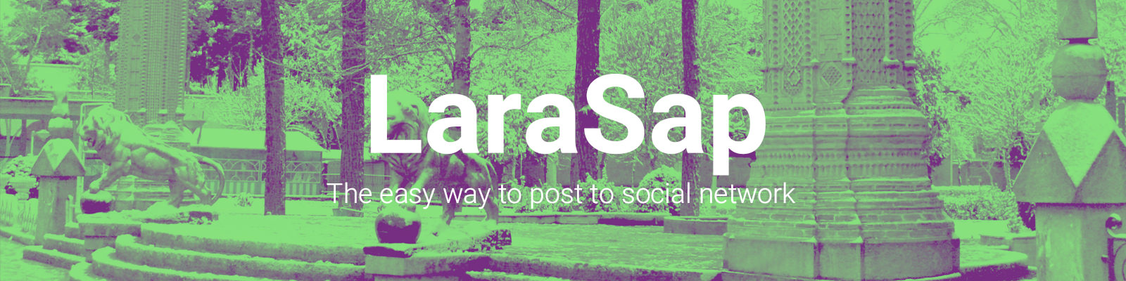Laravel social auto posting