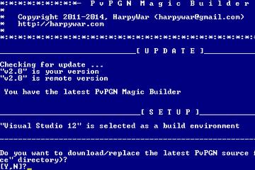 PvPGN Builder