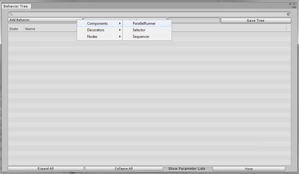 GitHub - MystikalPooka/Unity-Visual-Behavior-Tree: Reactive