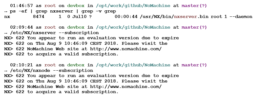 GitHub - stalinstepin/NoMachine: Ansible Playbook for