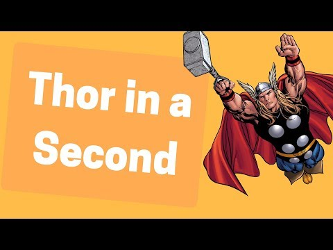 Build Thor CLI Project in Under a Second