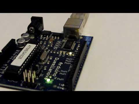 Arduino SoftPWM example