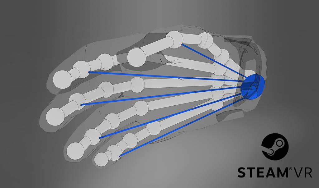 SteamVR Skeletal Input · ValveSoftware/openvr Wiki · GitHub