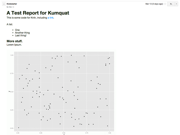 Kumquat Screenshot