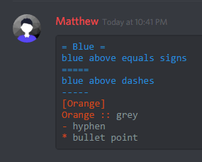 how to add code in discord