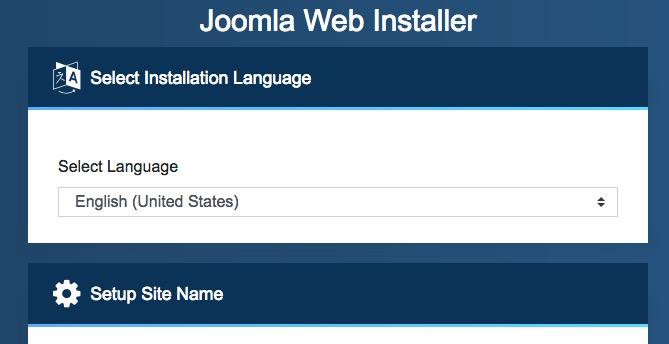 Joomla! Issue Tracker | Joomla! CMS #22907 - Sample data
