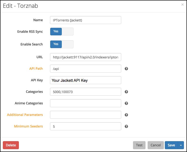 Install: Sonarr · Cloudbox/Cloudbox Wiki · GitHub