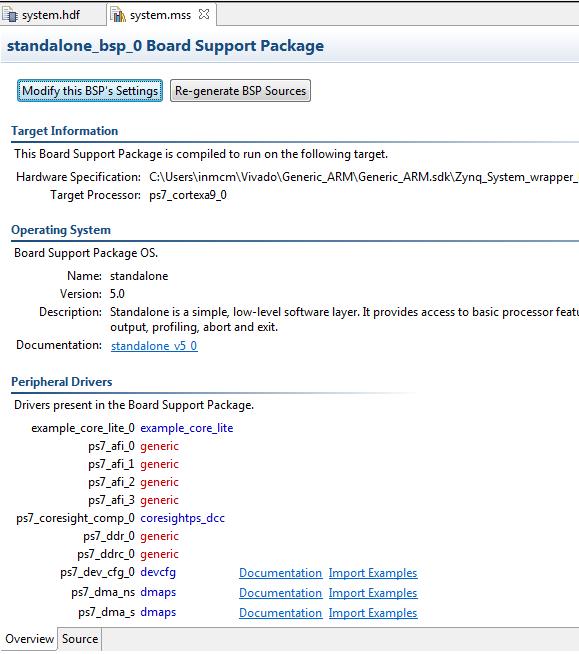 GitHub - inmcm/Zynq_Custom_Core_Templates: Sample HDL Code that