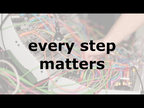 every step matters on youtube