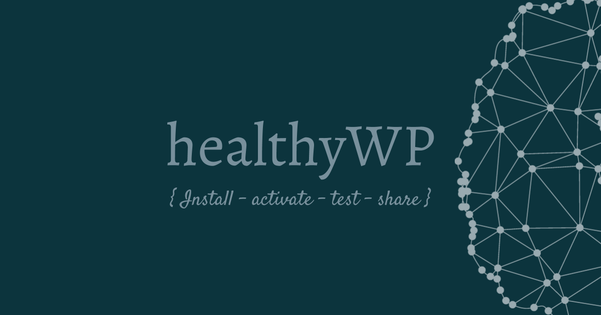 healthywp cover