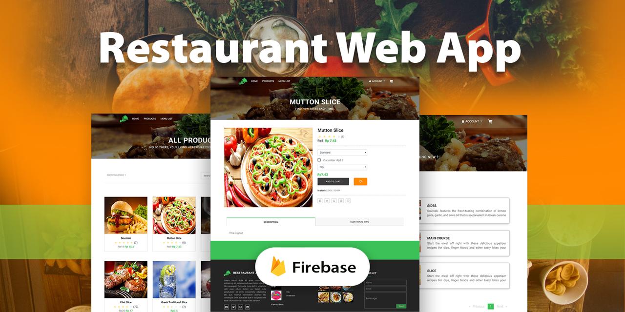 GitHub - ionicfirebaseapp/ionic-3-restaurantapp: Free Ionic