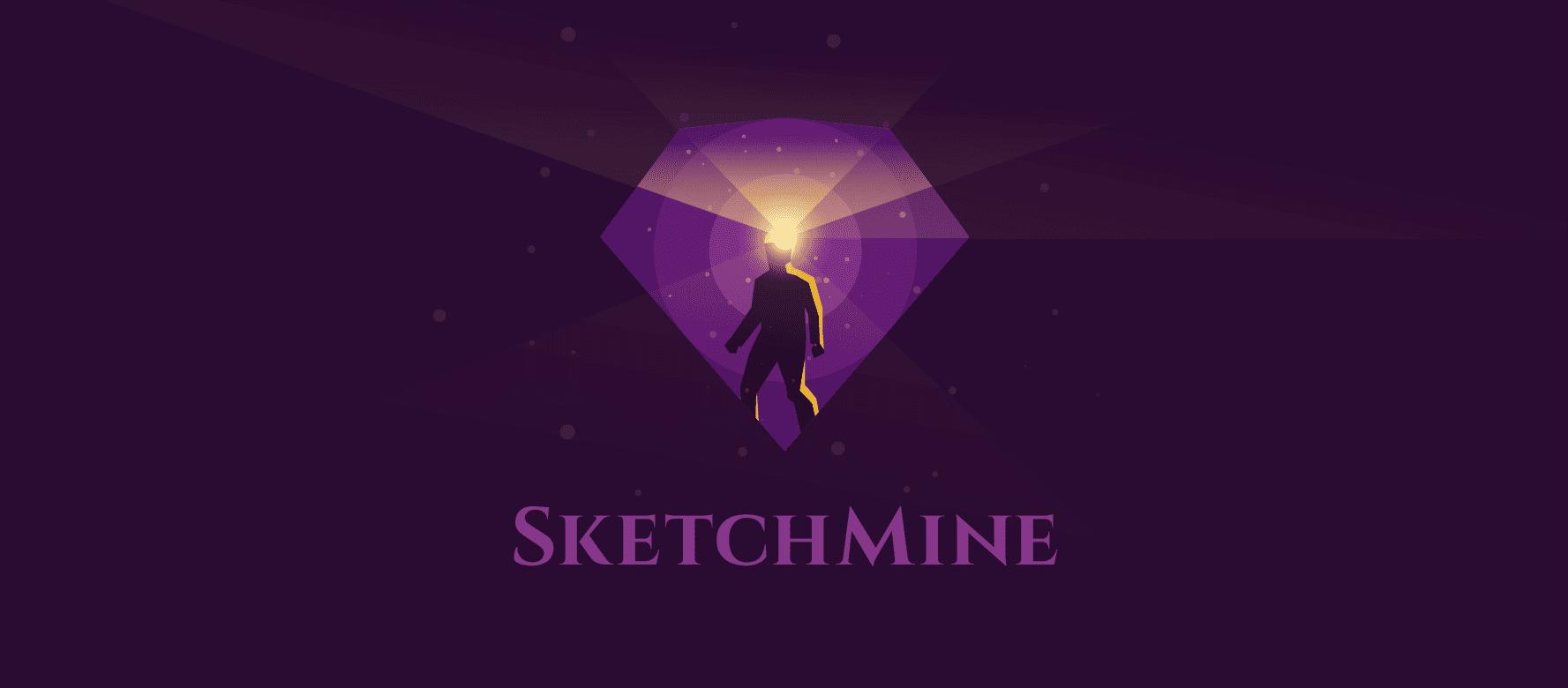 Github banner for sketchmine
