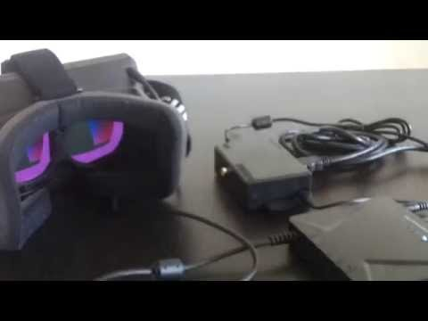Oculus Rift on the Raspberry Pi