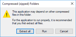 Extract all files