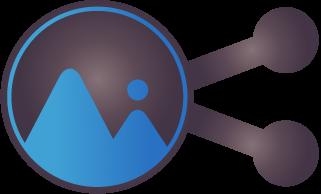 PictShare logo