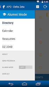 Github Ronaldsmartin Apo Dz Android Adaptable Android App For Alpha Phi Omega S Delta Zeta Chapter Tracks Community Service Fraternity Records Events Members And Resources Back End In Google Sheets