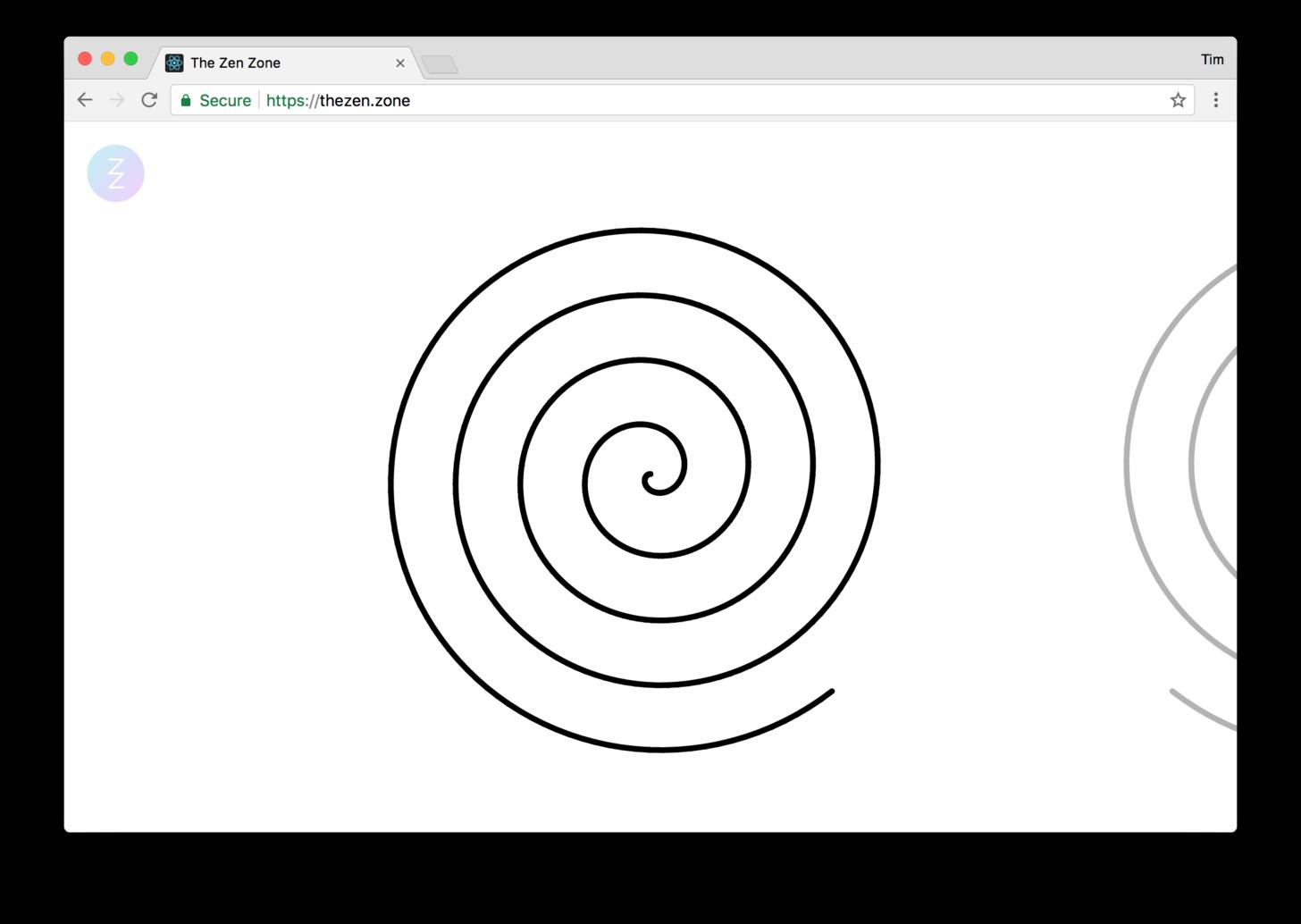 The Swirl Game