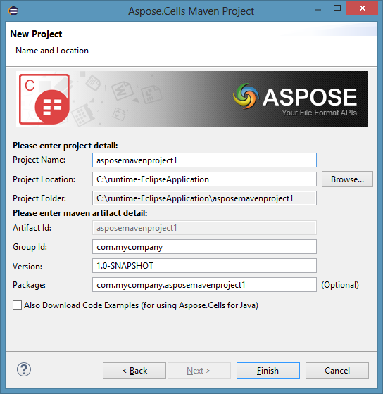 Aspose Cells-for-Java/Plugins/Aspose-Cells-Java-for-Eclipse(Maven