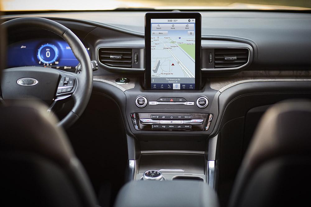 Ford:Navigation System