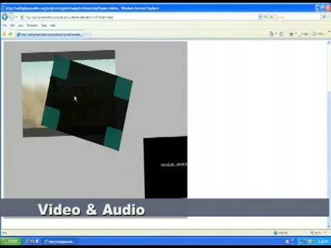 Quick intro video to SVGWeb