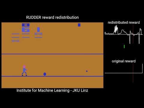 RUDDER - Bowling