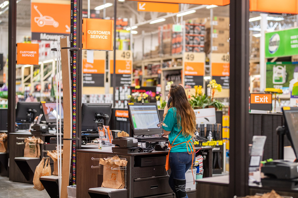 The Home Depot: Customer Service