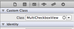 Setting UIView's base class