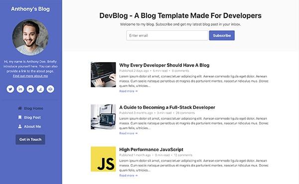 DevBlog color 6