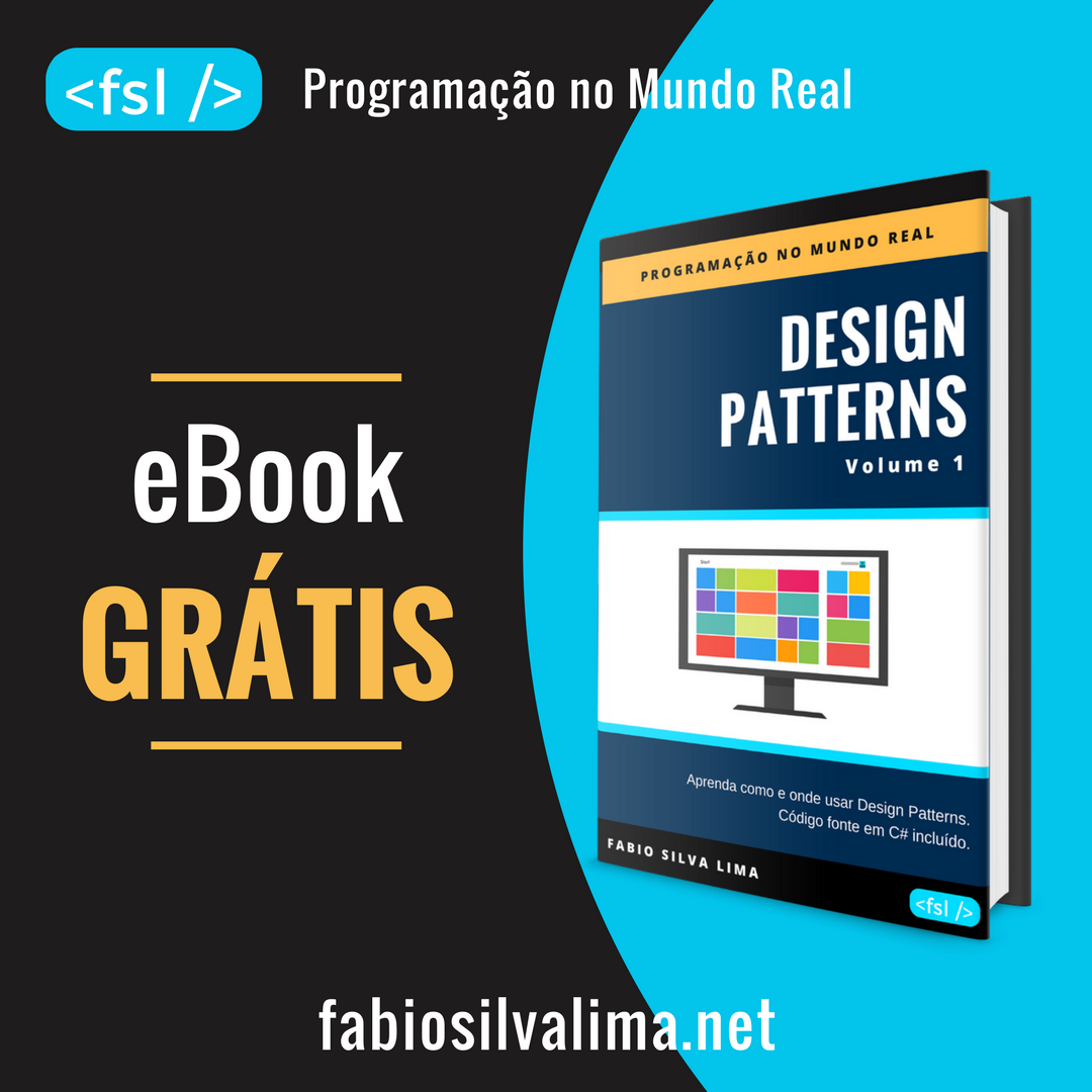 Programação no Mundo Real Design Patterns Vol. 1