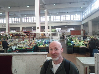 market hall in rome