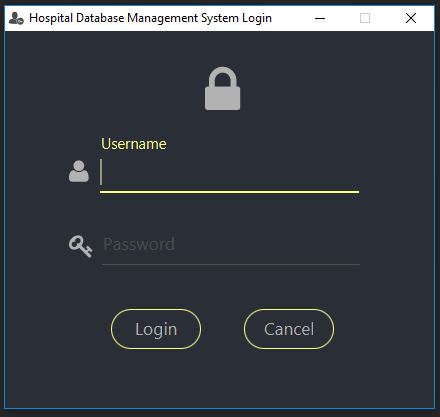 GitHub - BaraSec/Hospital-Database-Management-System: A college's