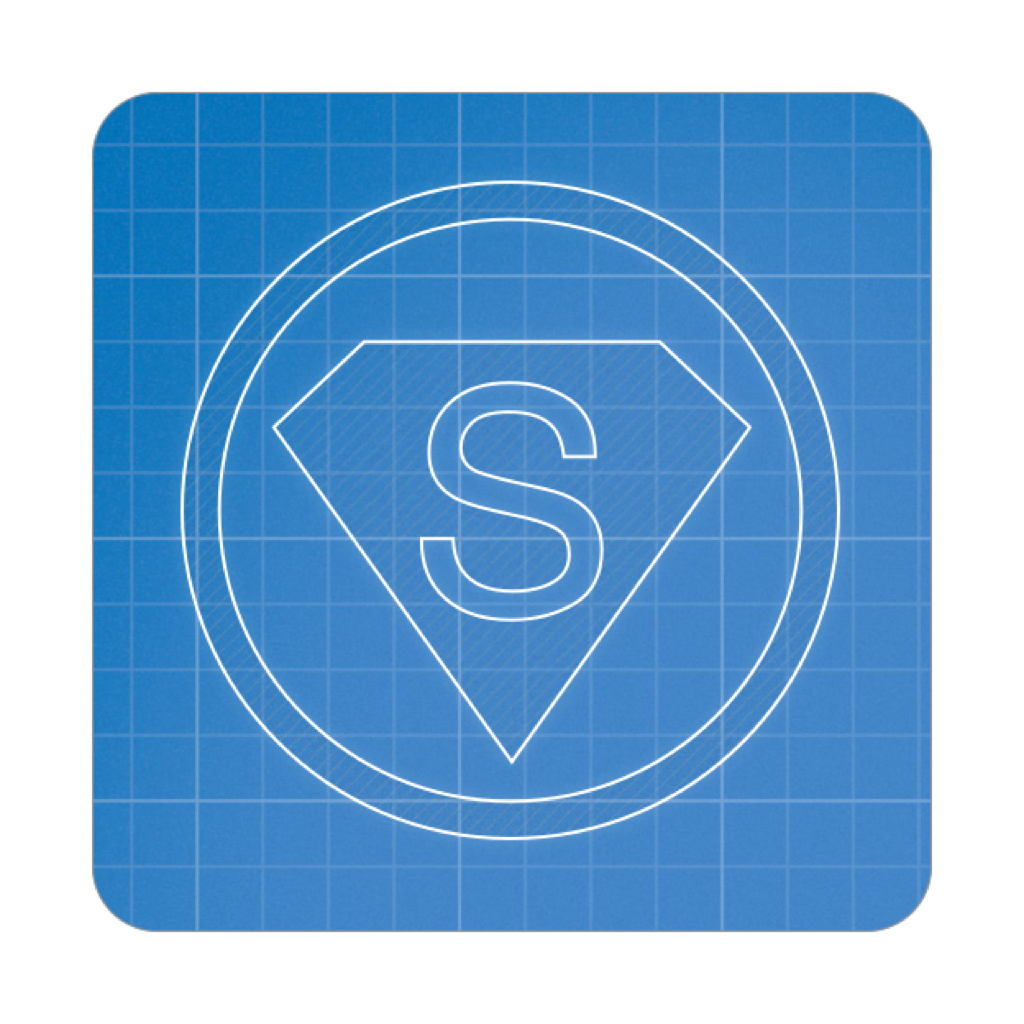 Sketch Group Icon