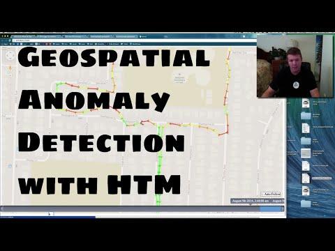 NuPIC Geospatial Tracking Application Tutorial