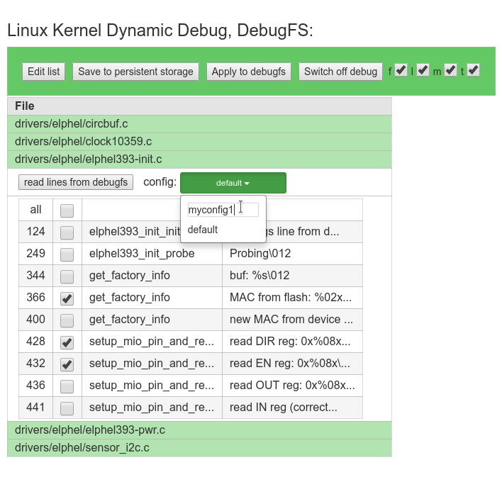 debugfs-webgui screenshot