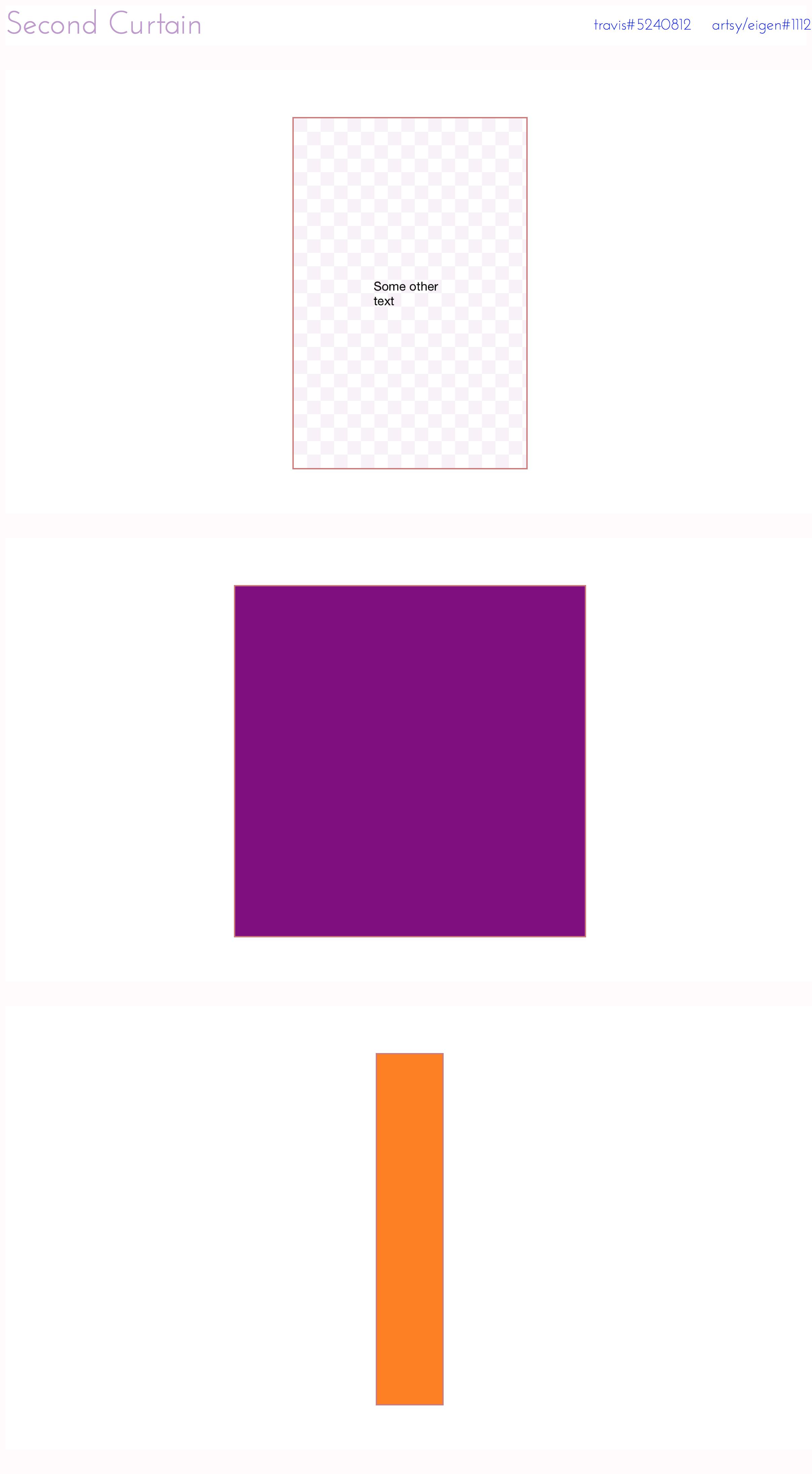 Sample diff