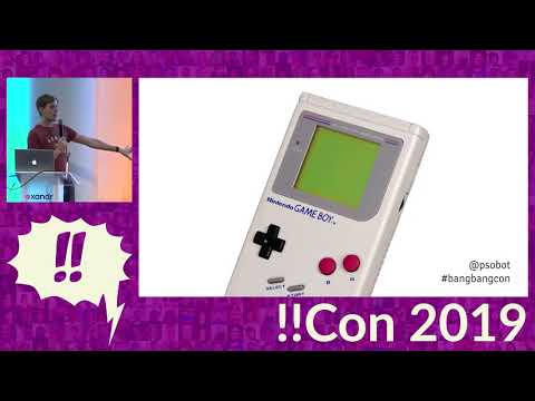 Even more vintage: releasing music on a custom-built Game Boy cartridge!