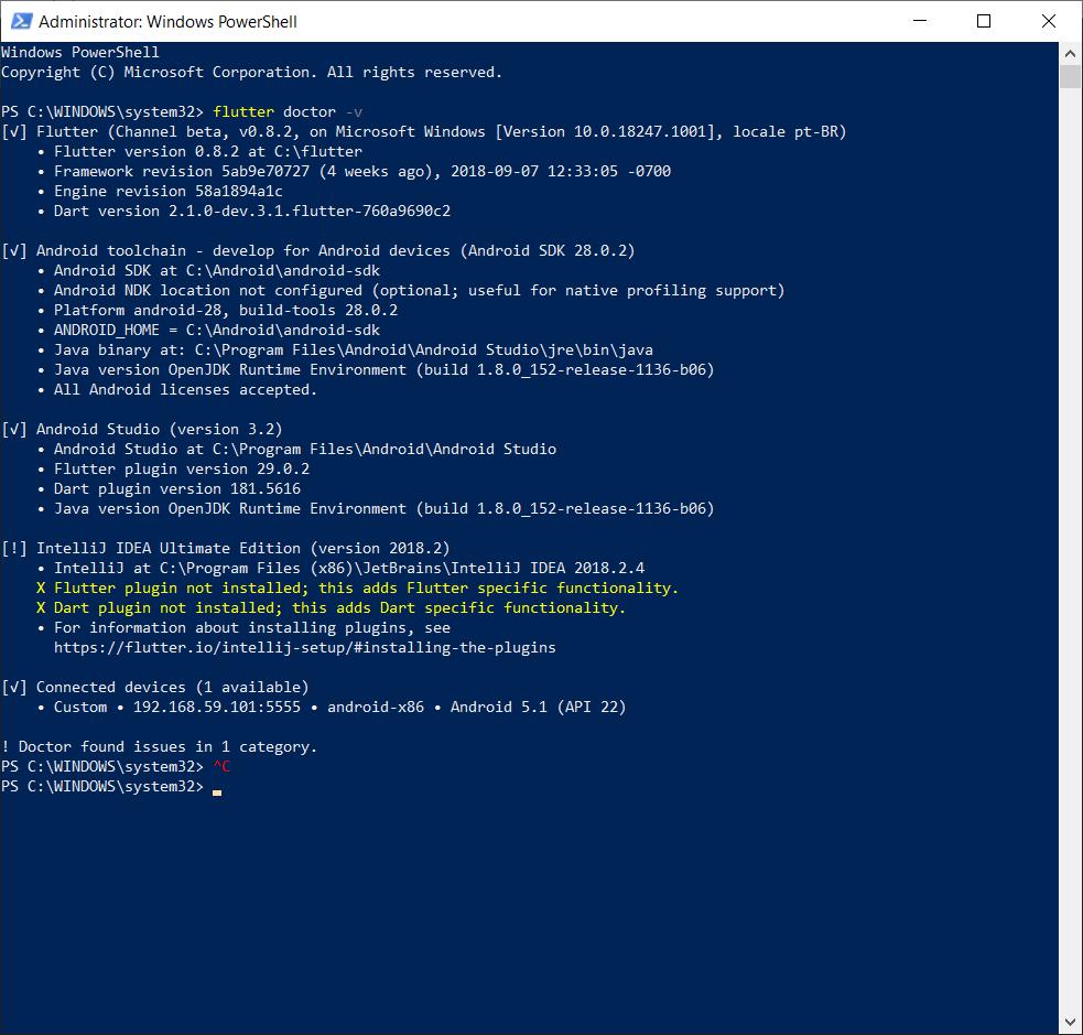 Null to String · Issue #2672 · flutter/flutter-intellij · GitHub