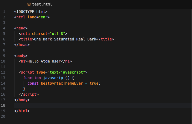one-dark-syntax