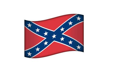 ❤ ⚔️ 💙 Confederate Flag emoji · Issue #115 · Crissov